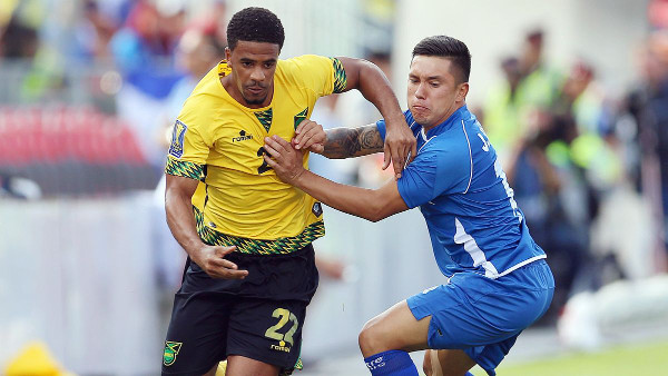 Jamaika vs El Savador
