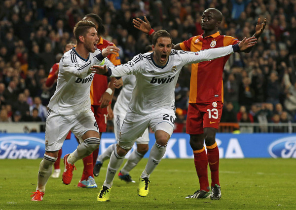 Madrid vs Galatasaray