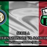 Prediksi Bola Inter Milan vs Sassuolo 10 januari 2016