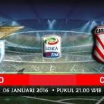 Prediksi Bola Lazio vs Carpi 6 januari 2016