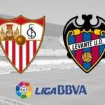 Prediksi Bola Sevilla vs Levante 31 Januari 2016