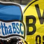 Prediksi Bola Hertha Berlin vs Borussia Dortmund 6 Februari 2016