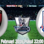 Prediksi Bola Bournemouth vs Stoke City 13 Februari 2016
