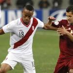 Prediksi Bola Peru vs Venezuela 25 Maret 2016