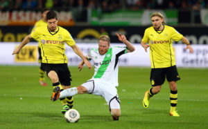 Prediksi Borussia Dortmund vs Wolfsburg 30 April 2016