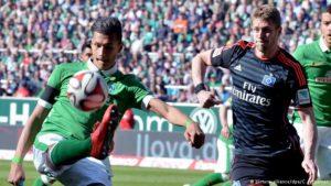 Prediksi Hamburger SV vs Werder Bremen 23 April 2016