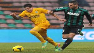 Prediksi Sassuolo vs Hellas Verona 1 Mei 2016