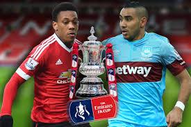 Prediksi West Ham United vs Manchester United 11 Mei 2016