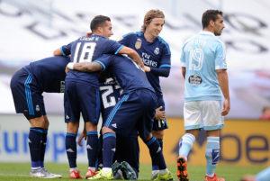 Prediksi Real Madrid vs Celta Vigo 28 Agustus 2016