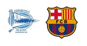 Prediksi Barcelona vs Alaves 11 September 2016