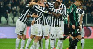 Prediksi Juventus vs Sassuolo 11 September 2016