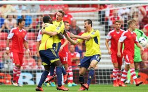 Prediksi Sunderland vs Crystal Palace 24 September 2016