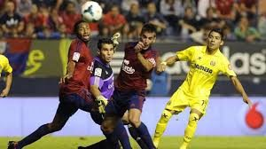 Prediksi Villarreal vs Osasuna 25 September 2016