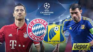 Prediksi Rostov vs Bayern Munchen 24 November 2016