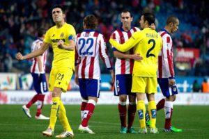 Prediksi Atletico Madrid vs Villarreal 26 April 2017 DINASTYBET