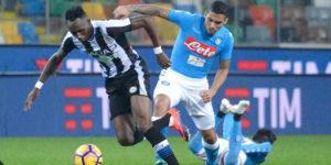 Prediksi Napoli vs Udinese 16 April 2017 DINASTYBET