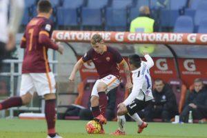 Prediksi Roma vs Atalanta 15 April 2017 DINASTYBET