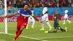 Prediksi Amerika Serikat vs Ghana 2 Juli 2017