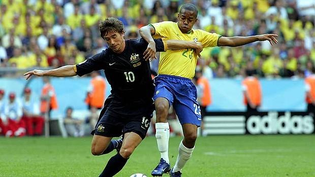 Prediksi Australia vs Brasil 13 Juni 2017 DINASTYBET