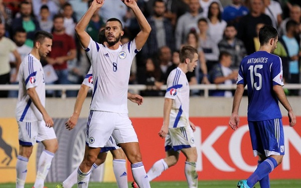 Prediksi Bosnia-Herzegovina vs Yunani 10 Juni 2017 DINASTYBET