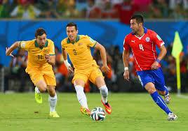 Prediksi Chile vs Australia 25 Juni 2017 DINASTYBET