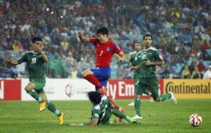Prediksi Iraq vs Korea Selatan 8 Juni 2017