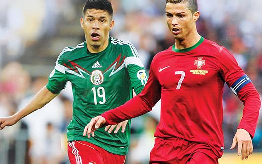 Prediksi Portugal vs Meksiko 18 Juni 2017 DINASTYBET