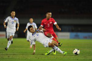 Prediksi Singapore vs Myanmar 6 Juni 2017