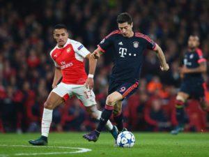 Prediksi Bayern Munchen vs Arsenal 19 Juli 2017