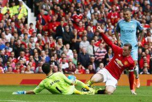 Prediksi Manchester United vs Manchester City 21 Juli 2017