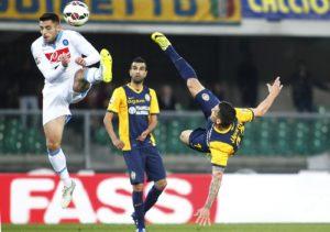 Prediksi Hellas Verona vs Napoli 20 Agustus 2017