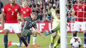 Prediksi Jerman vs Norwegia 5 September 2017