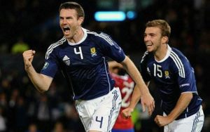 Prediksi Lithuania vs Skotlandia 2 September 2017