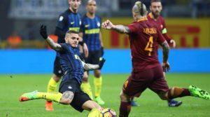 Prediksi Roma vs Inter Milan 27 Agustus 2017