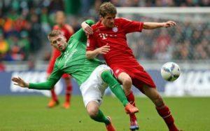 Prediksi Werder Bremen vs Bayern Munchen 26 Agustus 2017