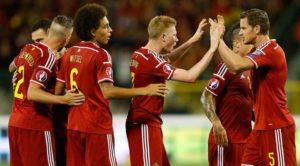 Prediksi Yunani vs Belgia 4 September 2017