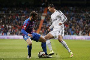 Prediksi Real Madrid vs Levante 9 September 2017