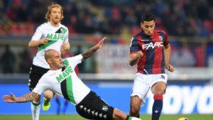 Prediksi Sassuolo vs Bologna 24 September 2017