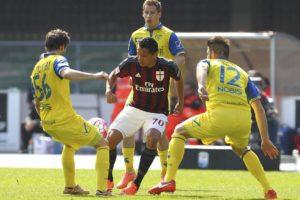 Prediksi Chievo vs Milan 26 Oktober 2017