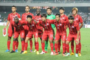 Prediksi Hongkong vs Laos 5 Oktober 2017
