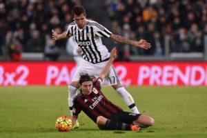 Prediksi Milan vs Juventus 29 Oktober 2017