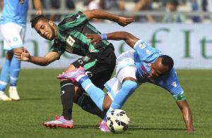 Prediksi Napoli vs Sassuolo 29 Oktober 2017