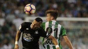 Prediksi Real Betis vs Deportivo Alaves 21 Oktober 2017
