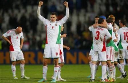 Prediksi Hungaria vs Kazakhstan 24 Maret 2018